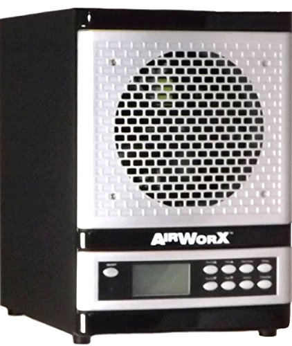 AirWorX Whole House Air Purifier - IAW-3500 Identifier Photo