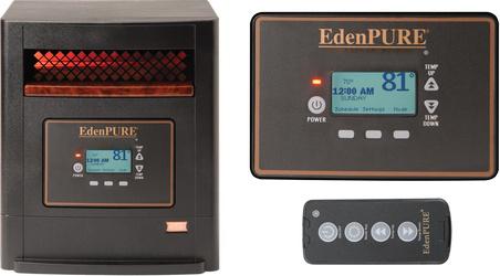 EdenPURE Classic - ClassicA5275-SPI Parts Heater Identifier Photo