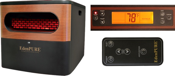 EdenPURE GEN2 A5095 Parts Heater