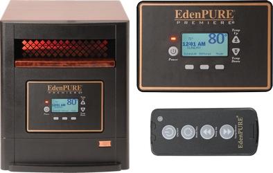 EdenPURE Premiere Parts - RPE1500A5076 Parts Heater Identifier Photo