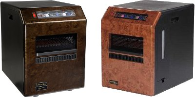 EdenPURE Edge Pure Signature A3713 Parts Heater Identifier Photo