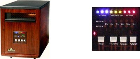 SunTwin STW1500LED - SunTwin LED Parts Heater